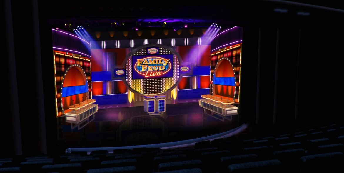 Family Feud Live™ Set to Debut on Carnival Cruise Line's