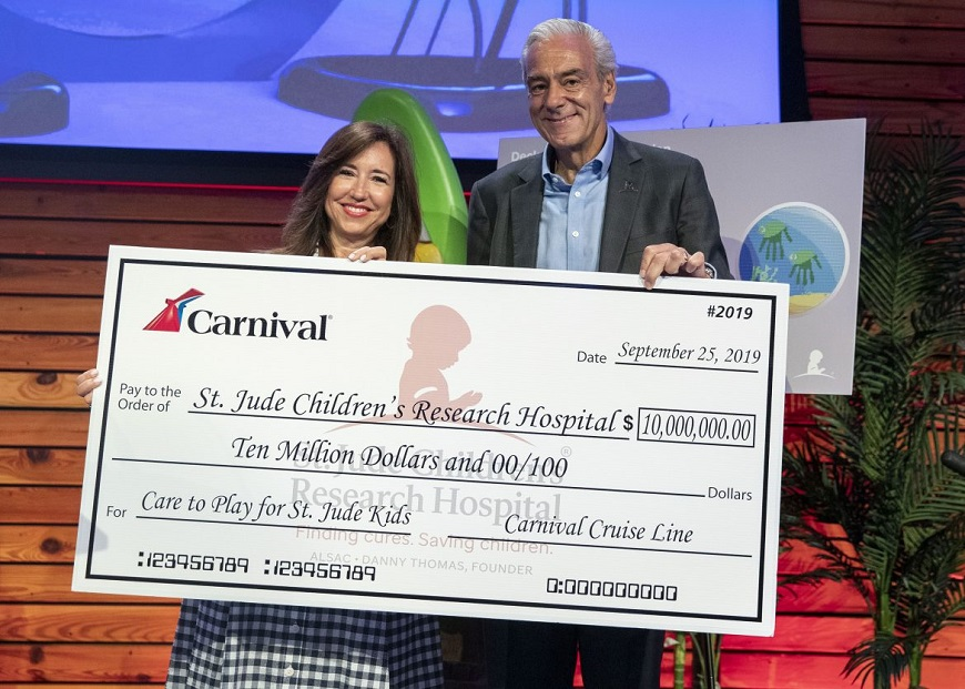 St. Jude Children's Hospital Donation