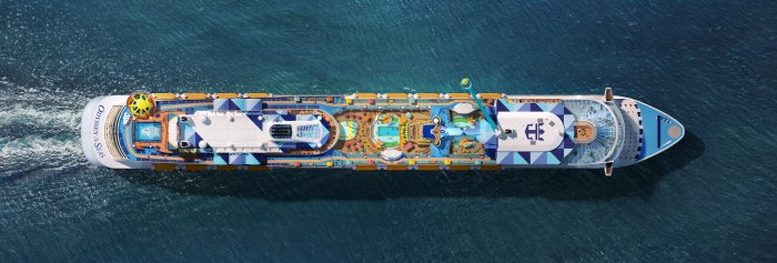 Odyssey Of The Seas To Make Bold, European Entrance, Arriving To Rome For First Mediterranean Season 1