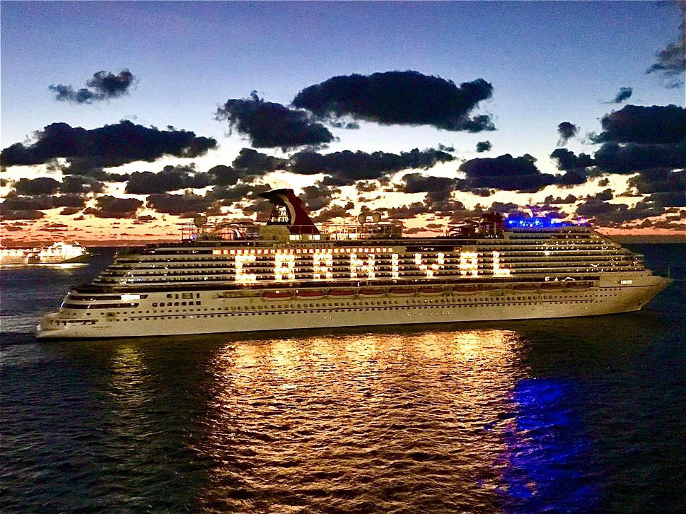 Carnival Cruise Line Plans To Phase Back Into Service By